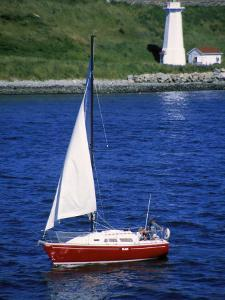 Sailboat by Chris Rogers