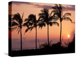 Sunset Over Kihei, Maui, Hawaii by Chris Rogers