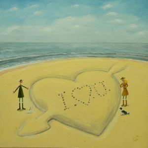 I Love U by Chris Ross Williamson