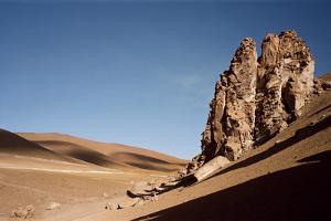 Atacama Desert II by Chris Simpson
