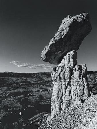 Balancing Rock, New Mexico, USA