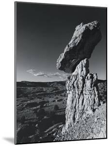 Balancing Rock, New Mexico, USA by Chris Simpson