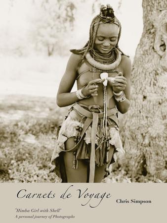 Himba Girl with Shell