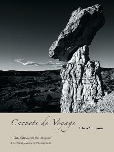 White City Rocks III, Abiquiu by Chris Simpson