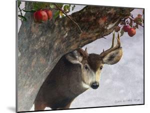 Apple Deer by Chris Vest