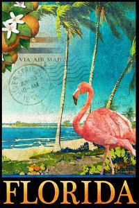 Flamingo by Chris Vest