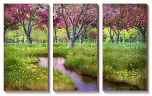 Summer Spring by Chris Vest
