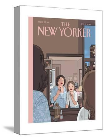 The New Yorker Cover - December 7, 2015