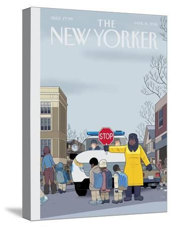The New Yorker Cover - March 14, 2016