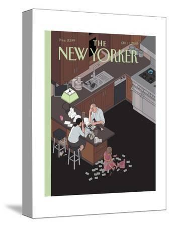The New Yorker Cover - October 11, 2010