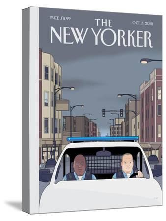 The New Yorker Cover - October 3, 2016