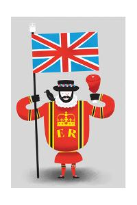 Beefeater by Chris Wharton