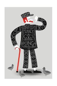 Pearly King by Chris Wharton