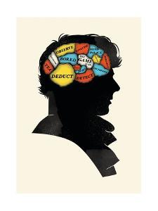 Sherlock by Chris Wharton