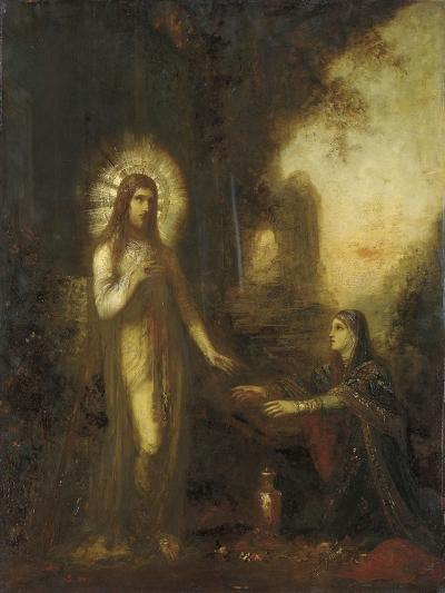 Christ and Mary Magdalene- Moreau-Giclee Print