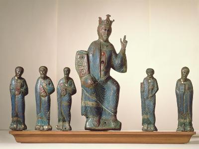 Christ and the Apostles--Giclee Print