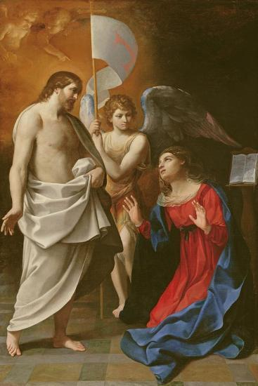 Christ Appearing to the Virgin, C.1608-Guido Reni-Giclee Print
