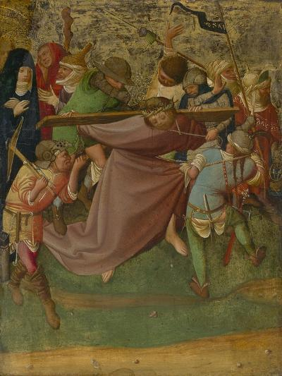 Christ Carrying the Cross, 1420-25--Giclee Print