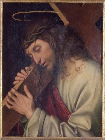 Christ Carrying the Cross, after 1506-Gian Francesco De' Maineri-Giclee Print
