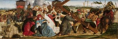 Christ Carrying the Cross, C.1500-Ercole de Roberti-Giclee Print