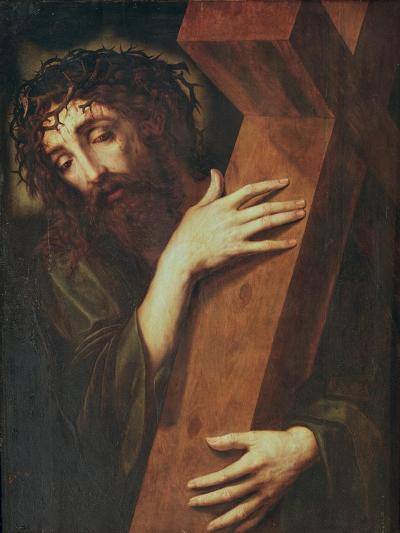 Christ Carrying the Cross--Giclee Print