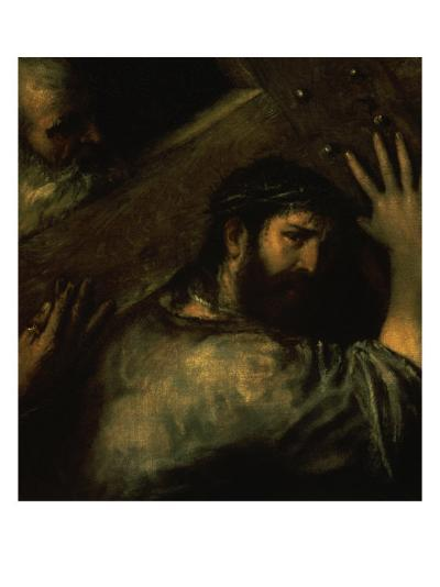 Christ Carrying the Cross-Titian (Tiziano Vecelli)-Giclee Print