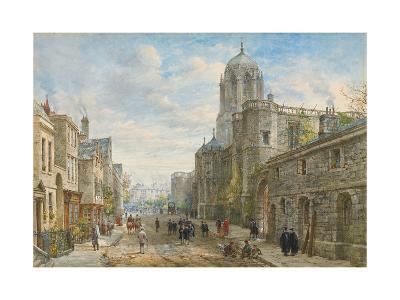 Christ Church, Oxford-Louise Ingram Rayner-Giclee Print