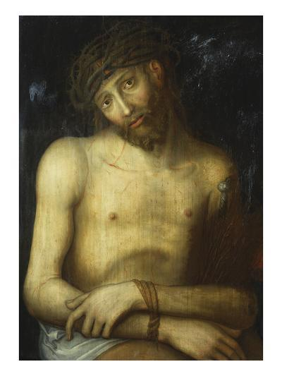 Christ Crowned with Thorns-Lucas Cranach, the elder (Attr to)-Giclee Print