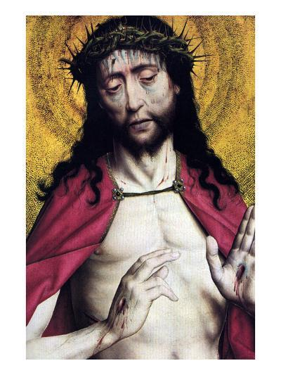 Christ Crowned with Thorns--Art Print