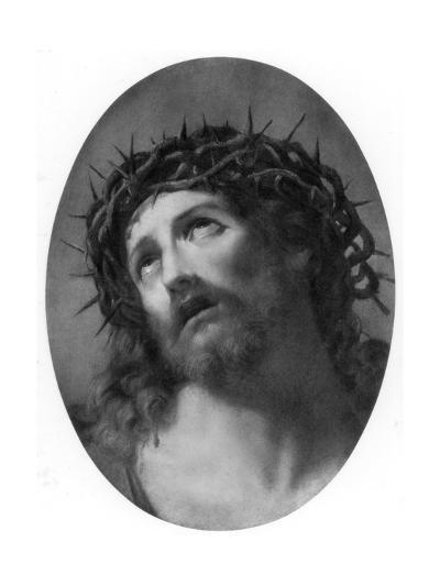 Christ Crowned with Thorns-Guido Reni-Giclee Print