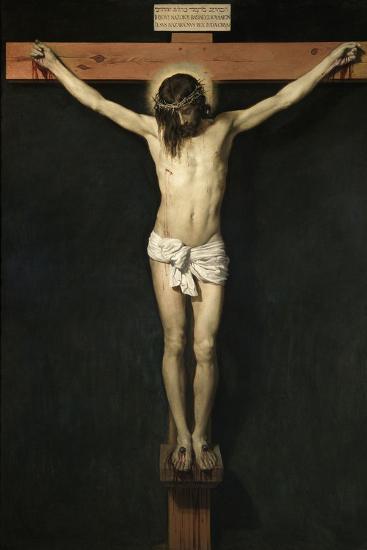 Christ Crucified, Ca. 1632-Diego Velazquez-Giclee Print