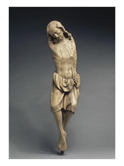 Christ en croix--Giclee Print
