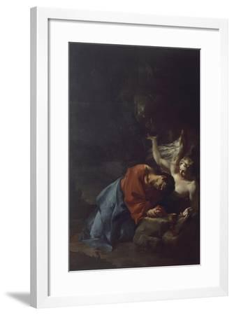 Christ in Garden, Circa 1750-Paul Troger-Framed Giclee Print