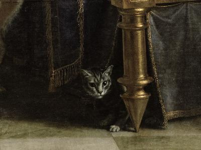 Christ in the House of Simon the Pharisee, C.1656 (Detail)-Philippe De Champaigne-Giclee Print