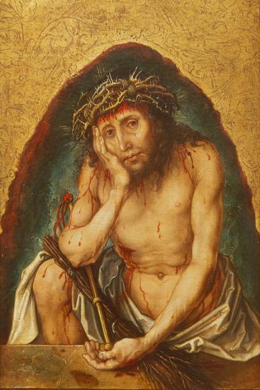 Christ, Man of Sorrows, C. 1493-Albrecht D?rer-Giclee Print