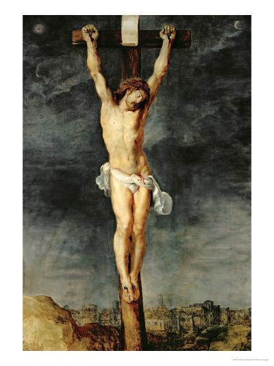 Christ on the Cross, 1610-Peter Paul Rubens-Giclee Print