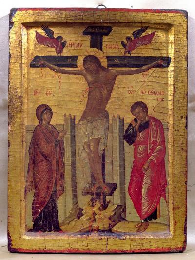 Christ on the Cross--Giclee Print