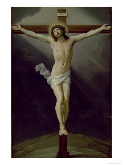 Christ on the Cross-Guido Reni-Giclee Print
