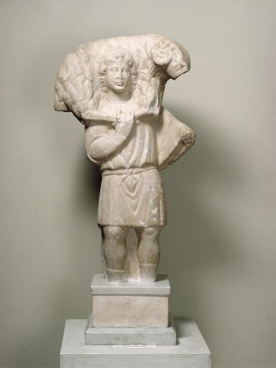 Christ, or the Good Shepherd-Byzantine-Premium Giclee Print