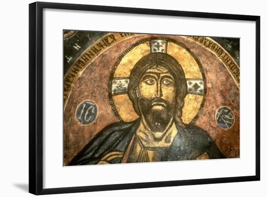 Christ Pantocrator--Framed Giclee Print