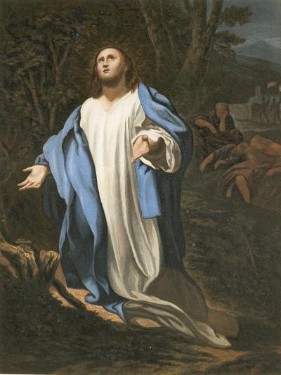 Christ's Agony in the Garden-Correggio-Giclee Print