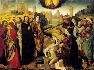Christ's Miracles--Giclee Print