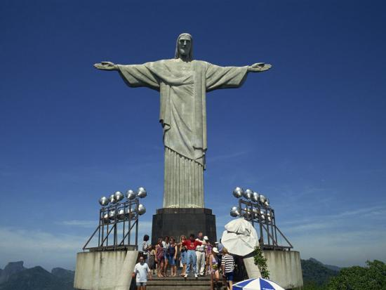 Corcovado with Christ Redeemer Statue by Train - Skip The