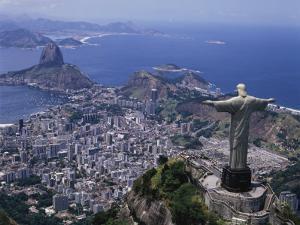 Christ the Redeemer Statue Rio de Janeiro, Brazil