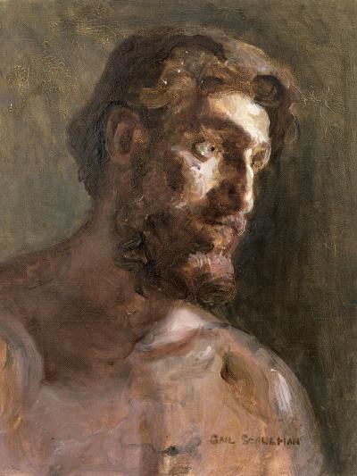 Christ-Gail Schulman-Giclee Print