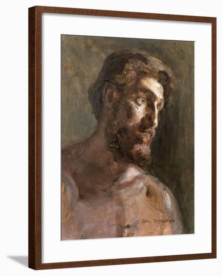 Christ-Gail Schulman-Framed Giclee Print