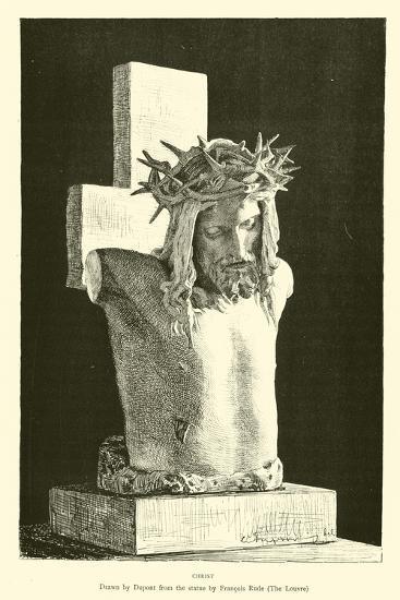 Christ--Giclee Print