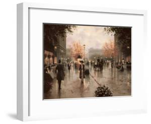 Une Parissienne by Christa Kieffer