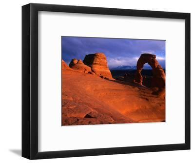 Delicate Arch, Arches National Park, Arches National Park, Utah