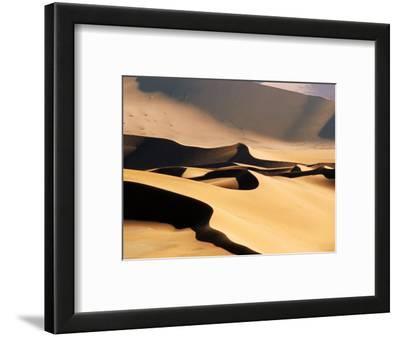 Sand Dunes in Namib Desert National Park, Sossusvlei, Namibia
